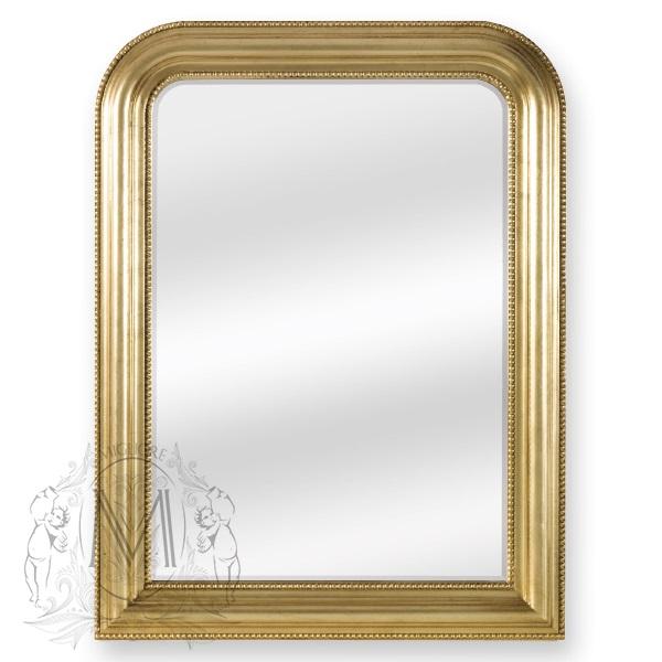 Зеркало Migliore Complimenti ML.COM-70.726, золото