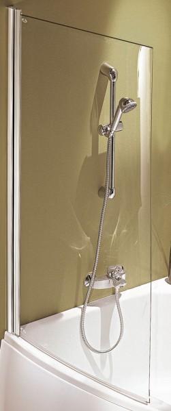 Шторка на ванну Jacob Delafon MICROMEGA DUO E4910-GA сияющий хром