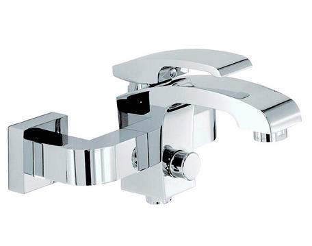 Смеситель Newform X-Sense 62540.21.018 для ванны, хром