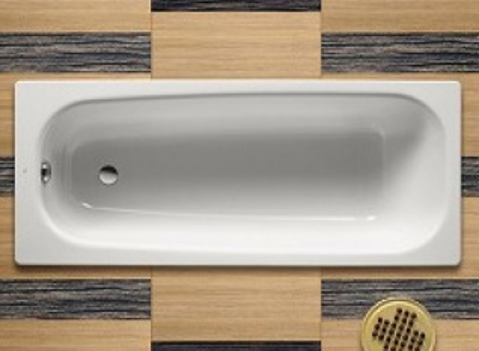 Стальная ванна Roca Contessa 150x70 см