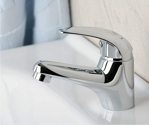 Смеситель WasserKRAFT ISEN 2603 для раковины, хром