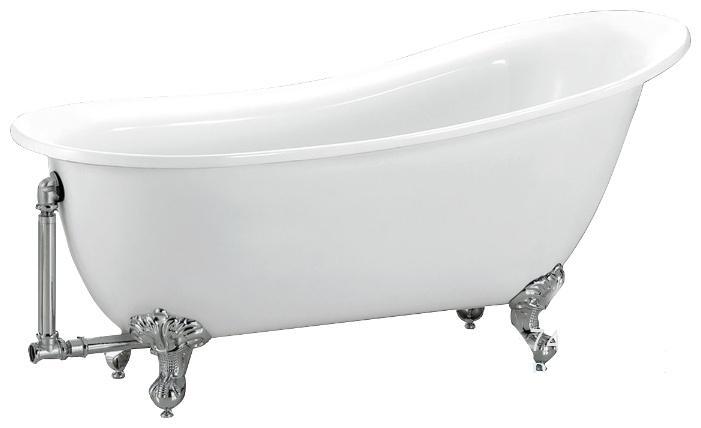 Ванна акриловая BelBagno BB06-1700