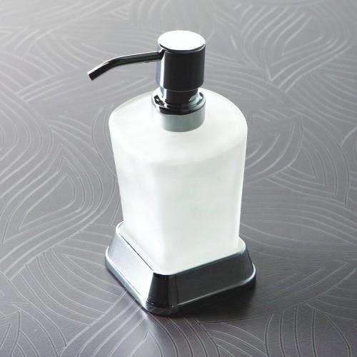 Дозатор WasserKRAFT AMPER К-5499 для жидкого мыла, 300 мл