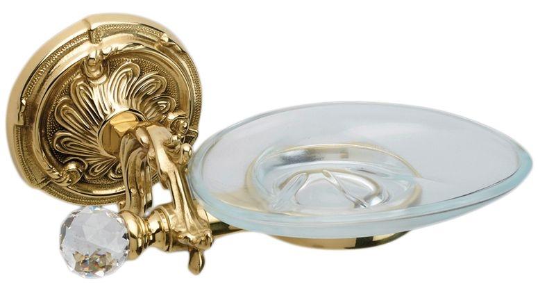 Мыльница Art&Max Barocco Crystal AM-1786-C