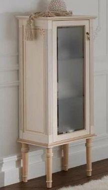 Шкаф напольный Labor Legno MILADY MIL 0/11, L/R, 47,5*35*124 см