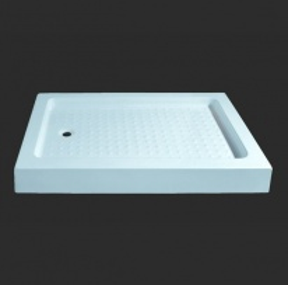 Поддон Grande Caruso CC1231-8*10, прямоугольный, 80*100*13 см