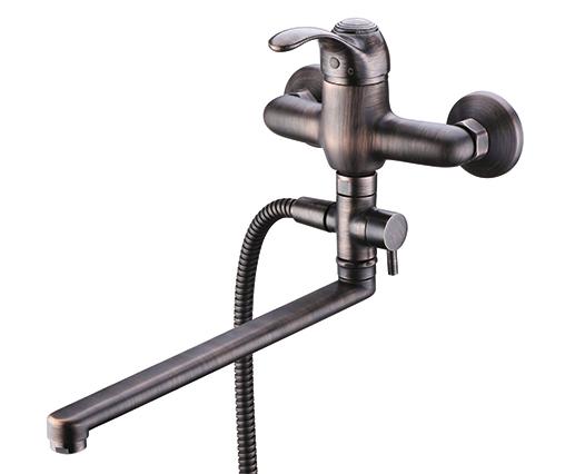 Смеситель WasserKRAFT Isar 1302L для ванны