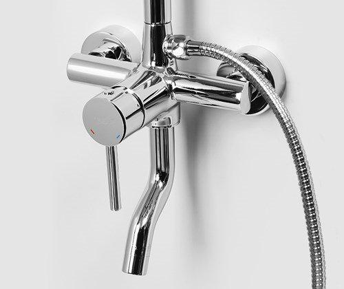 Душевая система WasserKRAFT A14401