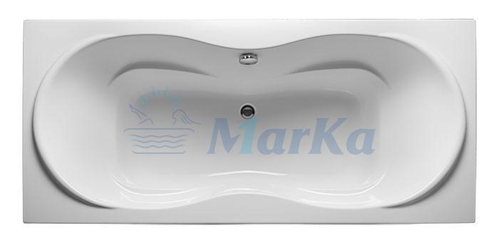 Ванна 1MarKa DINAMICA, прямоугольная, 180*80 см