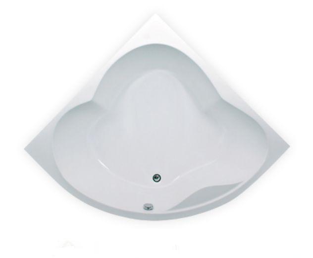Ванна 1MarKa CASSANDRA, угловая, 140*140 см