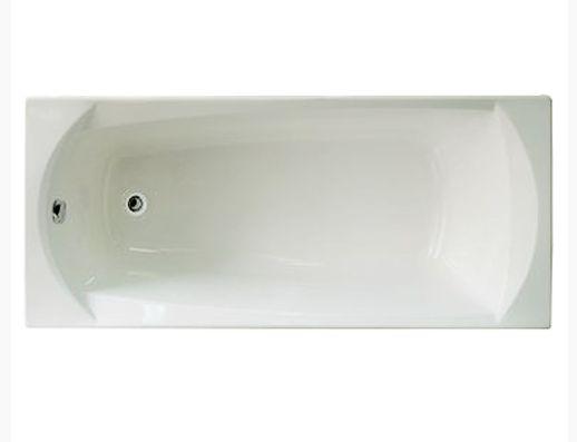 Ванна 1MarKa ELEGANCE, прямоугольная, 165*70 см