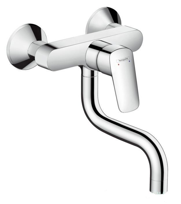 Смеситель Hansgrohe Logis 71836000 для ванны