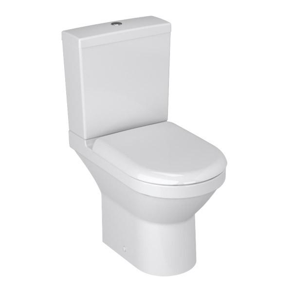 Унитаз Vitra S50 9798B003-7200 с сиденьем стандарт и механизмом смыва Geberit