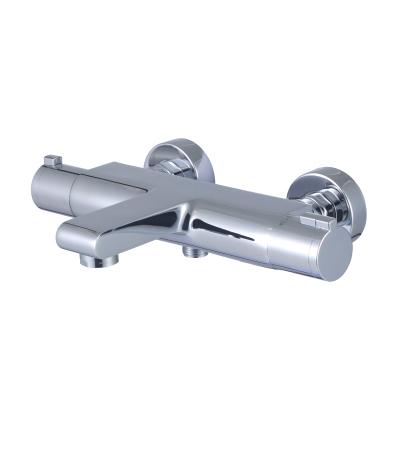 Смеситель Lemark Yeti LM7832C для ванны и душа термостатический