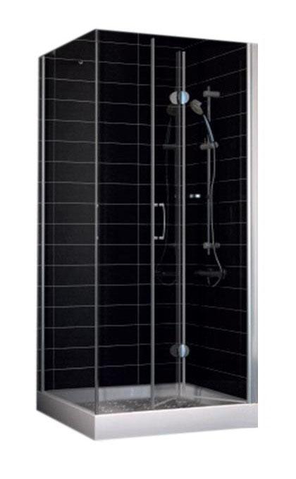 Душевой уголок Vegas Glass GPS-Fis 90*110, прямоугольный, 90*110*190 см