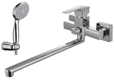 Смеситель Lemark Basis LM3601C для ванны и душа