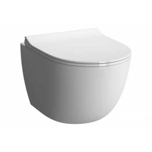 Унитаз Vitra Sento 7748B003-6115 подвесной с сиденьем SoftClose