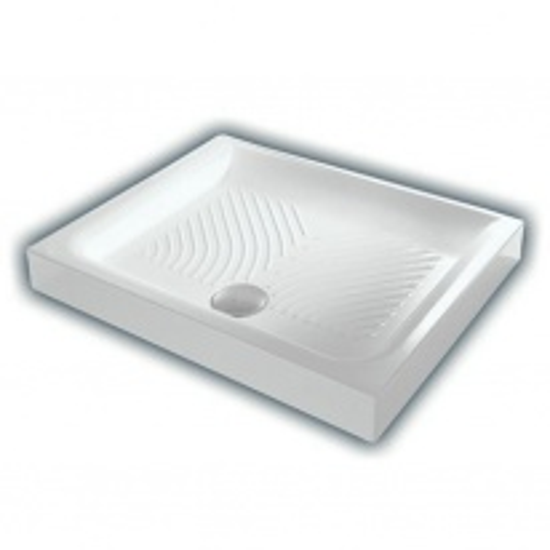 Душевой поддон Am.Pm Inspire S square W51T-GSSO-090W, 90*90 см