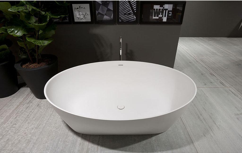 Ванна Antonio Lupi Solidea 190*130 см