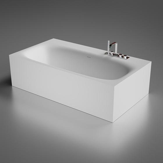Ванна Antonio Lupi Sarto37 180*100 см