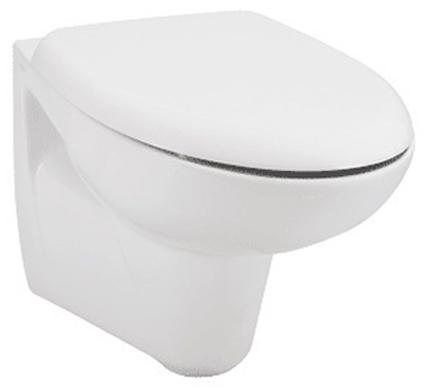 Унитаз Vidima СЕВА ДУО (BOX) (Seva Duo) W730361 подвесной, цвет-белый
