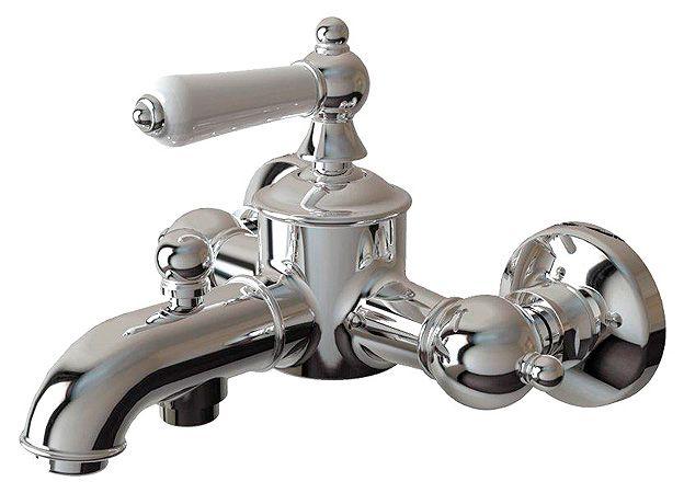 Смеситель Bravat Art River F675109C-B для ванны
