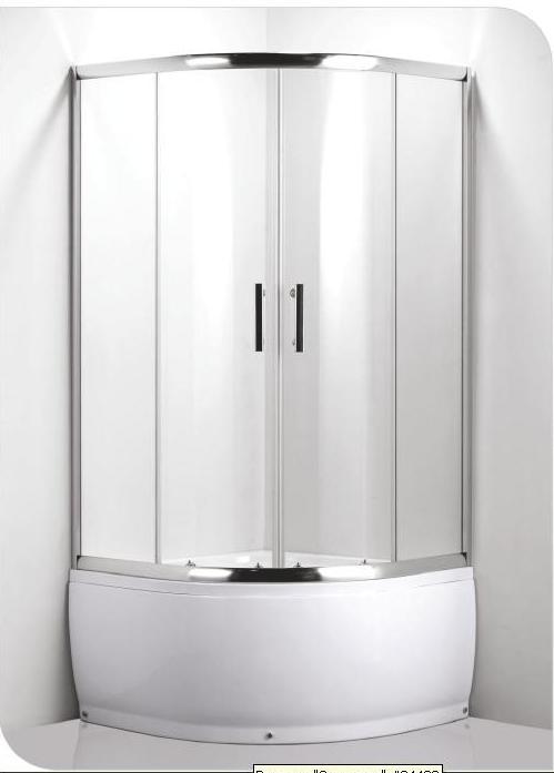 Душевое ограждение Luxus Vetis L012  90 х 90 х 155 см