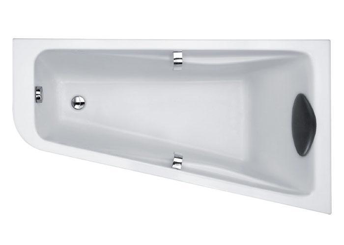 Ванна акриловая Jacob Delafon Odeon Up E6065-00/E6081-00, 160*90 см