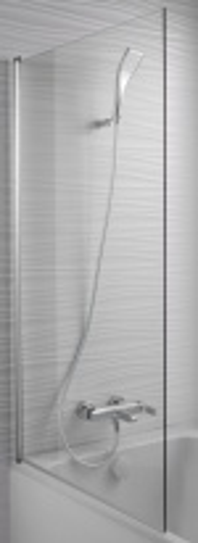 Шторка на ванну Jacob Delafon Struktura E6D042-GA 80 см