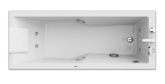 Ванна гидромассажная Jacuzzi ENERGY 9F43-784A/785А 180*80 см