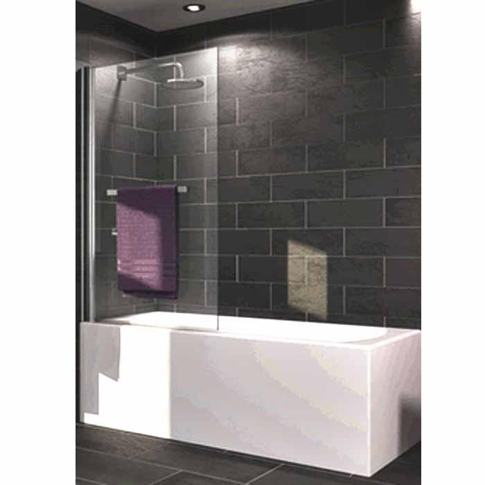 Шторка для ванны Huppe X1 121702.069.321 140*75 см