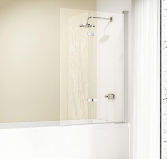 Шторка для ванны Huppe Design elegance 8E2401