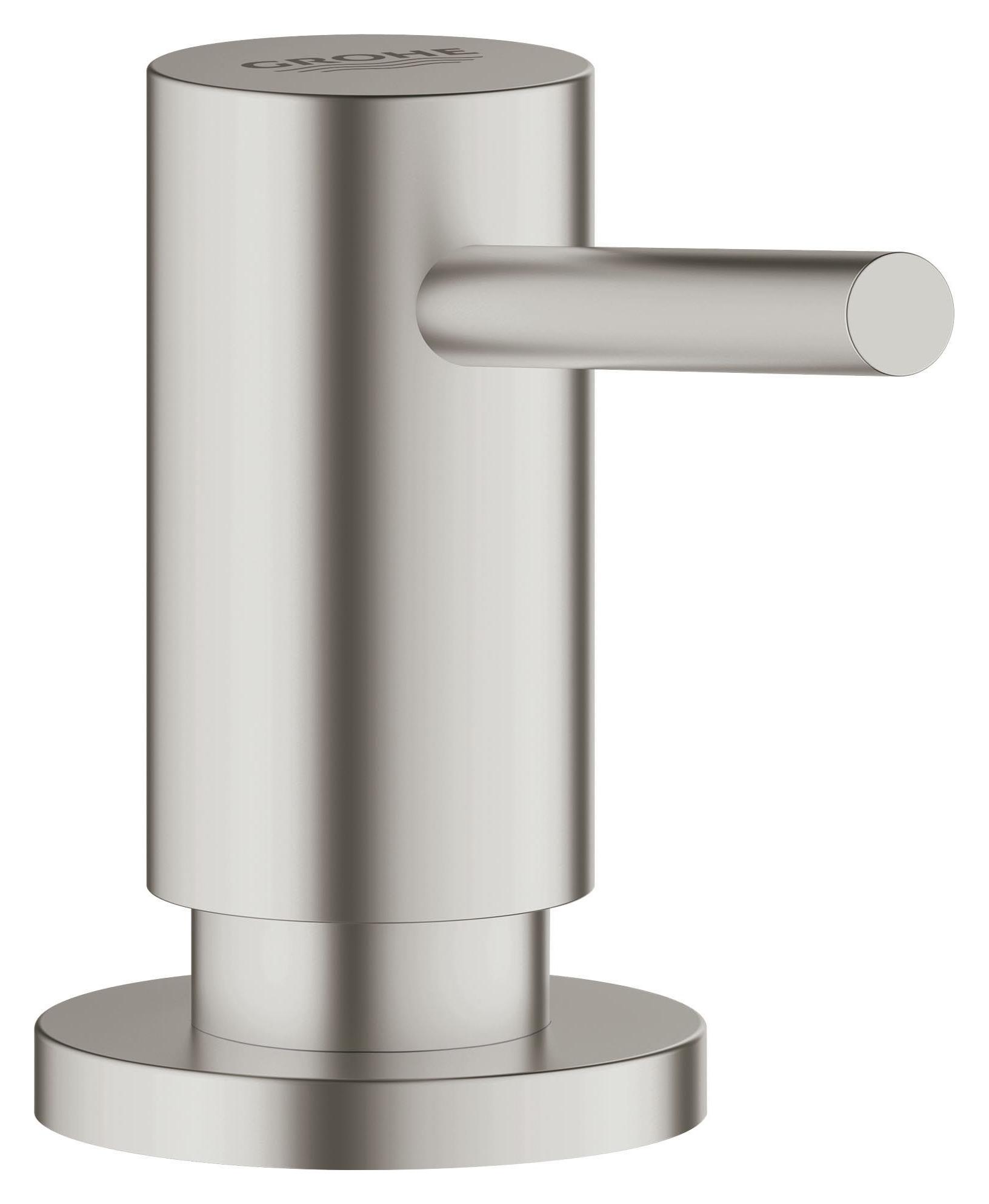 Дозатор жидкого мыла Grohe Cosmopolitan 40535DC0, цвет суперсталь