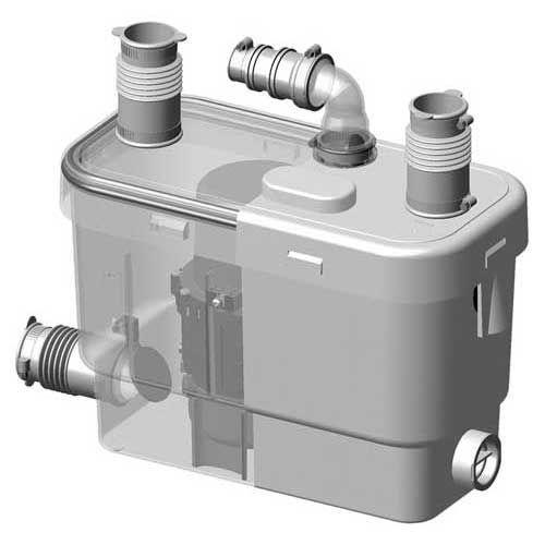 Водоотводящая установка SFA Sanispeed S.Speed