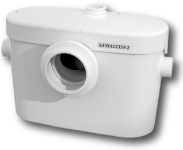Канализационная установка SFA Saniaccess 2 S.Access 2