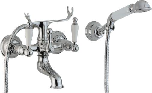 Смеситель Sturm Emilia LUX-EMI-30012 для ванны и душа