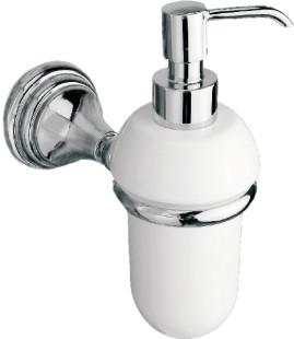 Ёмкoсть для жидкoгo мыла Sturm Victoria LUX-VIC-CL310