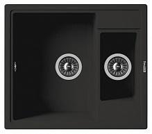 Мойка кухонная Florentina Липси 580К антрацит