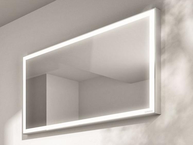 Зеркало Idea Group Specchiere 90 см STL90 с подсветкой по периметру