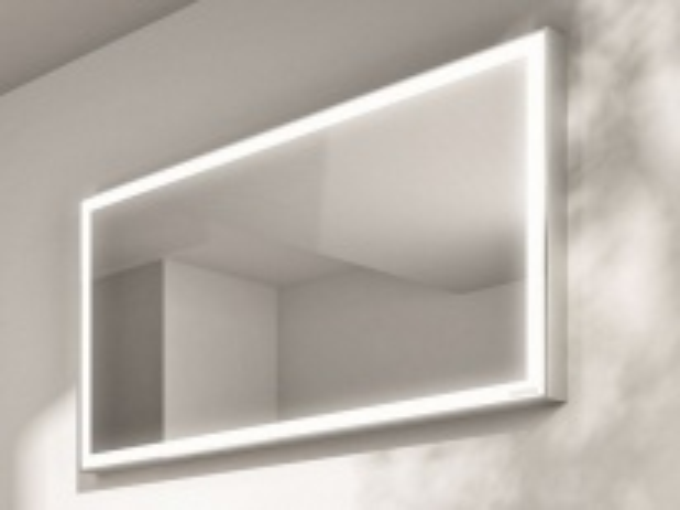 Зеркало Idea Group Specchiere 125 см STL125 с подсветкой по периметру