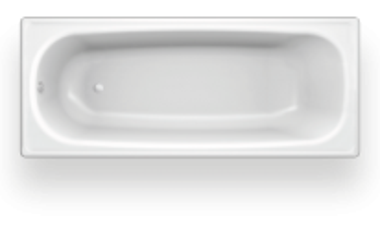 Ванна стальная BLB Europa B60ESLS 160x70 см