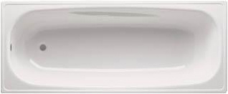 Ванна стальная BLB Anatomica HG B75L 170х75 см, с шумоизоляцией
