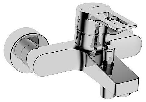Смеситель Hansa Twist 097421835 для ванны