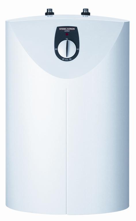 Безнапорный накопительный водонагреватель Stiebel SNU 10 SLi арт. 222199, объем 10 л
