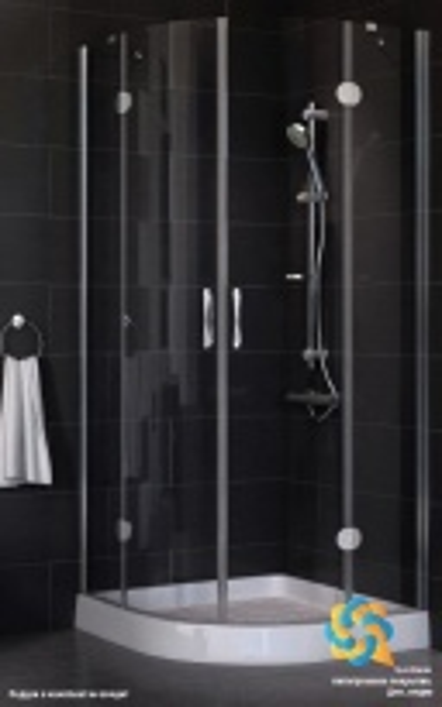 Душевой уголок Vegas Glass AFS , 110 x 110 x 190 см