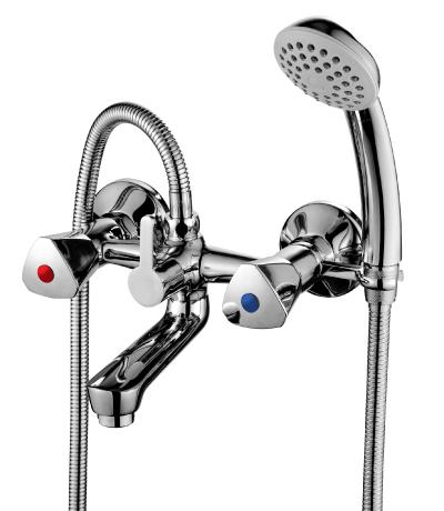 Смеситель Rossinka M02-83 для ванны