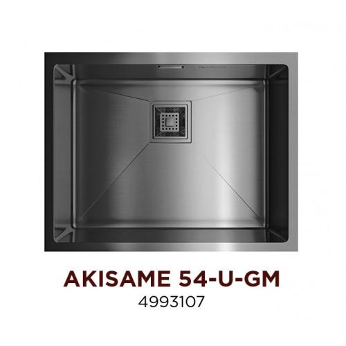 Мойка Omoikiri Akisame 54-U-GM