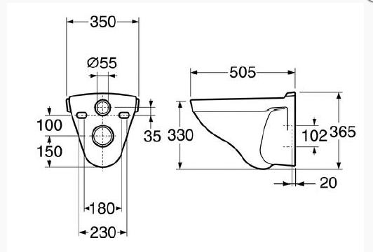 Готовое решение: инсталляция AlcaPlast Sadromodul 3 в 1 AM101/1120-3:1 SET + подвесной Gustavsberg Nordic 2330 GB112330001000 с крышкой-сиденьем быстросъемным Sund C4502