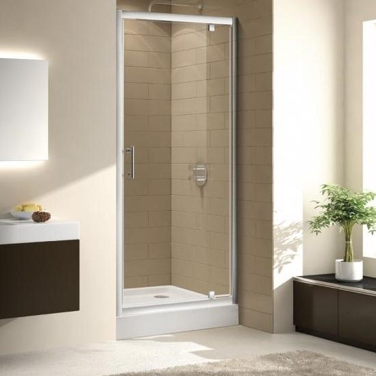 Душевая дверь Cezares ECO-BA-1-90-Cr, 90 см