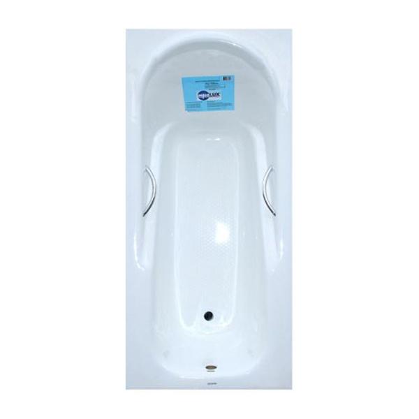Ванна чугунная Aqualux ZYA 8-1 150x70 см